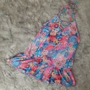 NWT! Sunsets Swim Riviera Coverup Dress, Whimsy